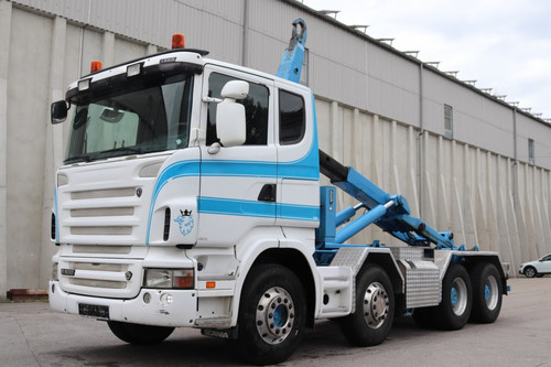 ScaniaR5008x4 Manuell V8 AHK E5 Leasing